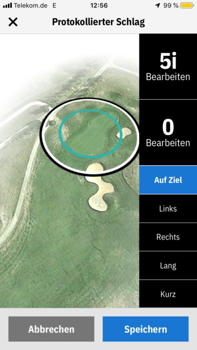 golfshot 2 394x700 - Die besten Golf-Apps zur Rundenanalyse