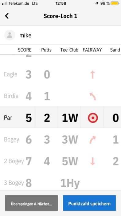 golfshot 3 394x700 - Die besten Golf-Apps zur Rundenanalyse