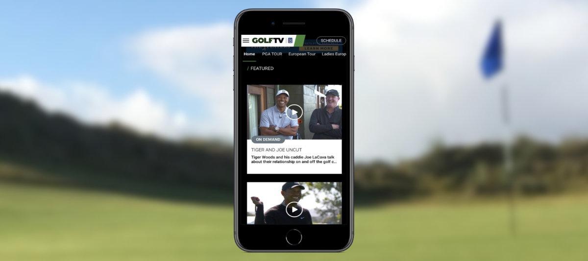 golftv - Golf auf dem Smartphone – Die 12 besten Apps für Golfer