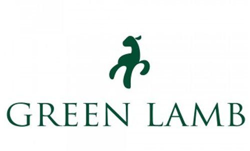 Green Lamb Golfjacken