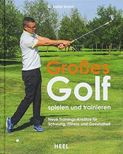 grosses golf buch - Der wichtigste Ratschlag im Golf