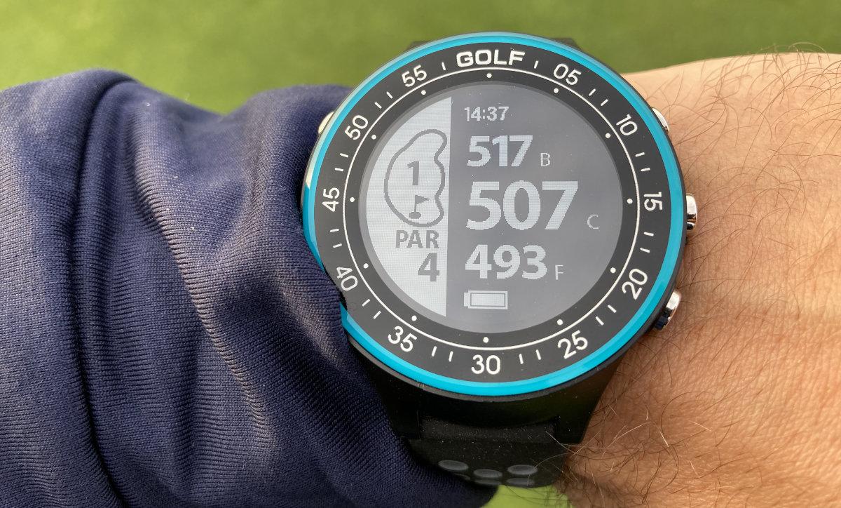 guenstige golfuhr - GPS Golfuhr Par.4 – Kleiner Preis, große Leistung