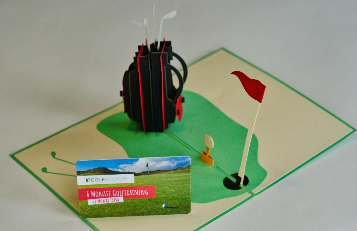 gutschein akademie karte - Das beste Golf-Geschenk – Worüber sich Golfer besonders freuen