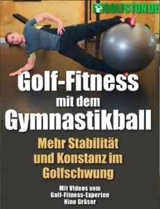 gymnastikball fitness golf 230x300 - Golf-Fitness: Winter-Training mit dem Gymnastikball
