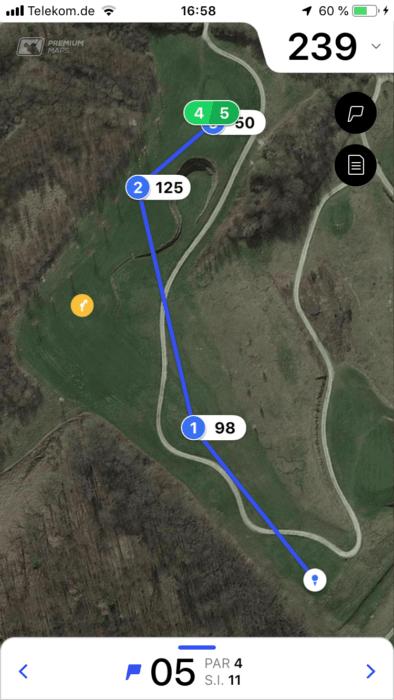 hole19 3 394x700 - Die besten Golf-Apps zur Rundenanalyse