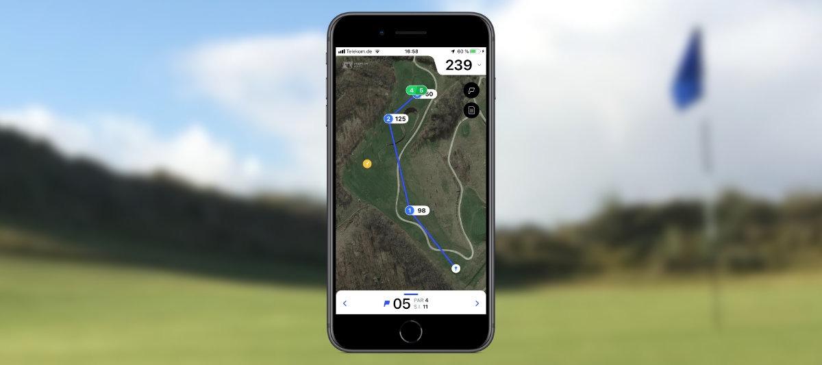hole19 app - Golf auf dem Smartphone – Die 12 besten Apps für Golfer