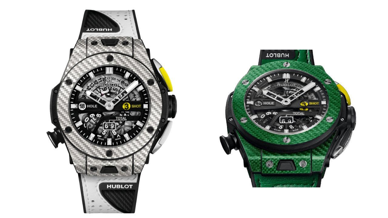 hublot unico golf - Luxus-Uhren mit Golf-Funktion – edle Zeitmesser für Golfer