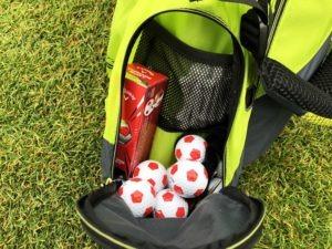 hyper lite zero fach 300x225 - Die leichtesten Golfbags mit Stand-Beinen