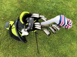 hyper lite zero schlaeger 300x225 - Die leichtesten Golfbags mit Stand-Beinen