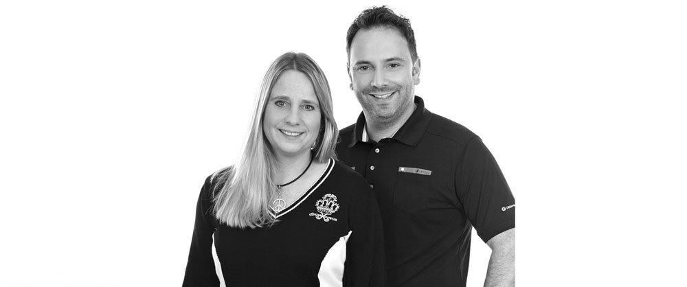 Ines und Oliver Vauth, Gründer von XFORE