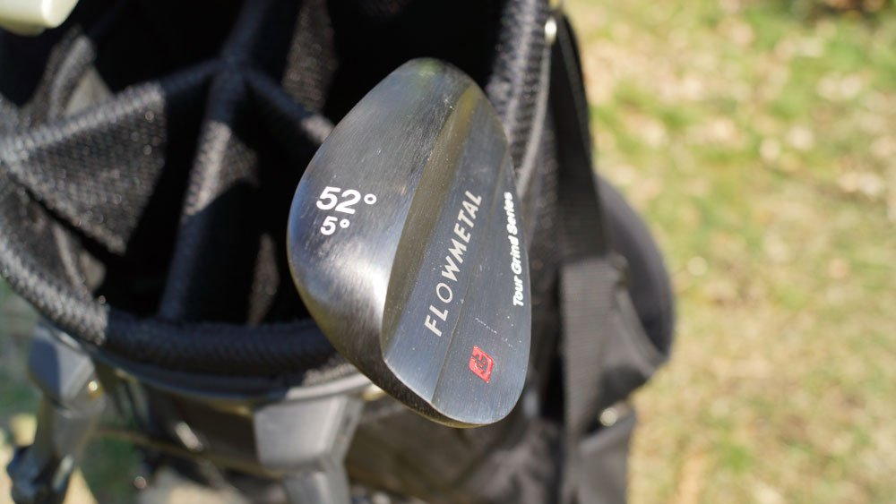 JG Golf Flowmetal Wedge TW-11