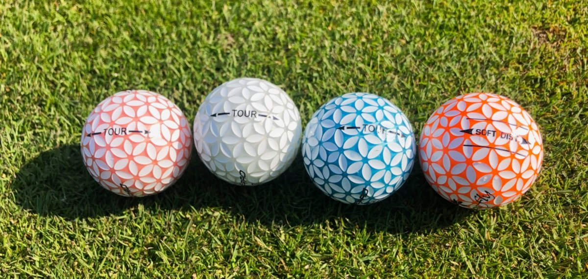 kaede alle farben - Kaede – Golfball-Innovation aus Japan