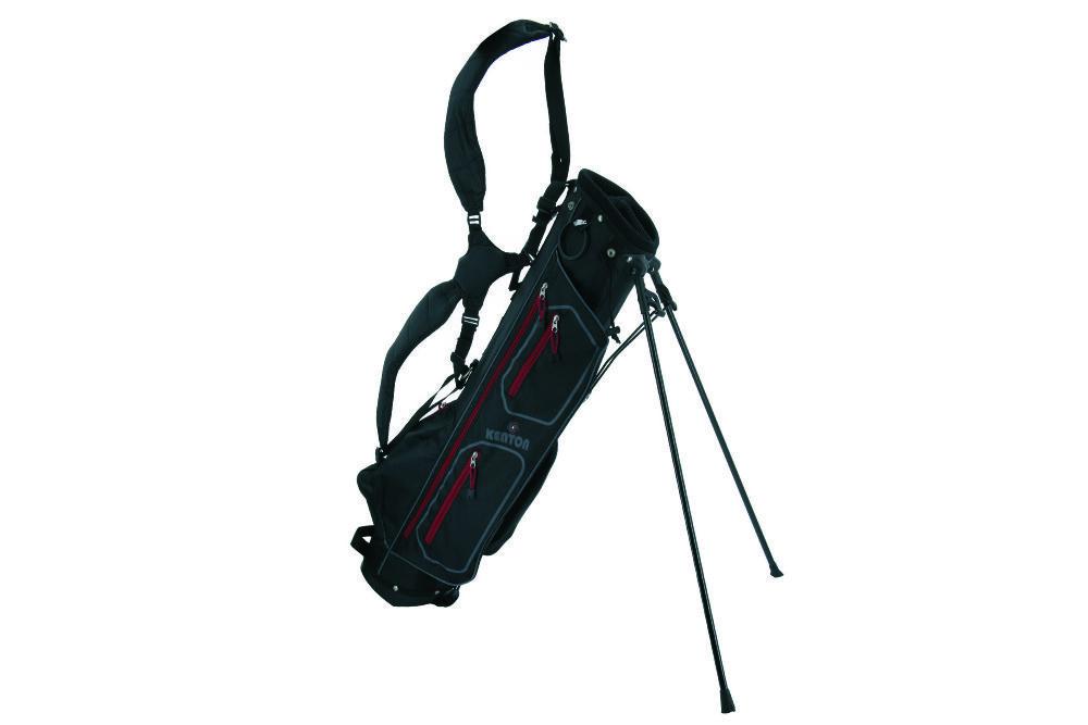kenton carrybag - Die leichtesten Golfbags mit Stand-Beinen