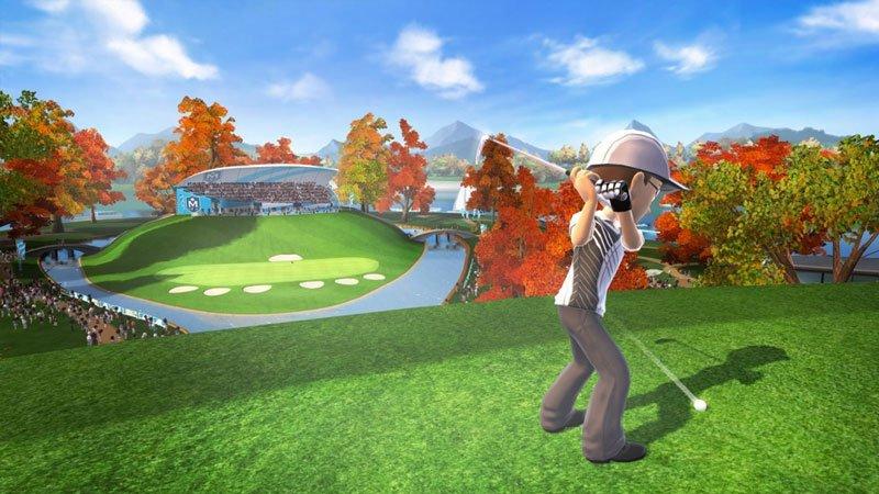 kinect-golf