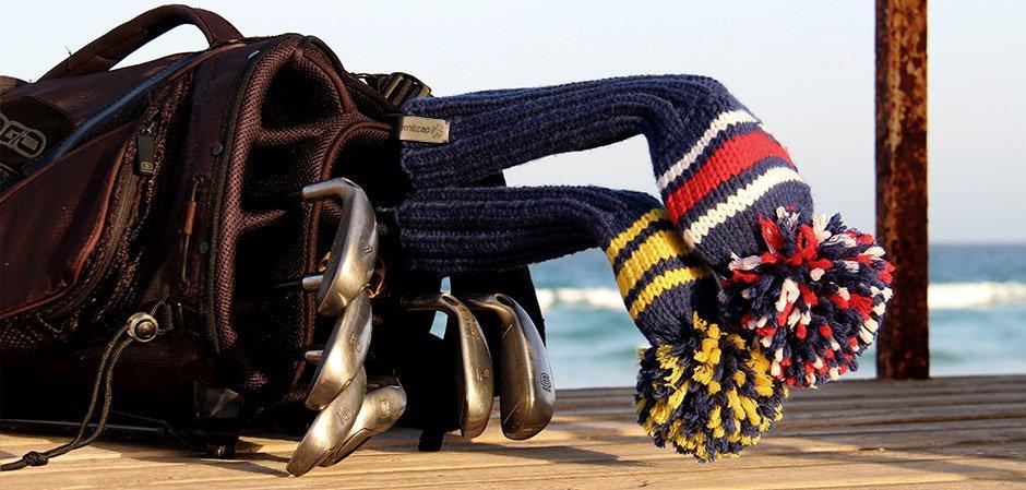 Knitcaps im Einsatz