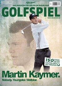 Köln.Sport Golfspiel