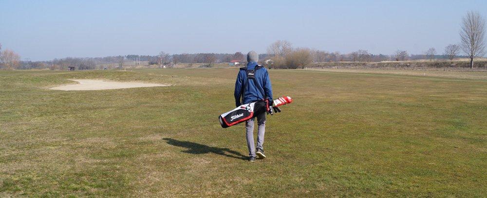 leichtes golfbag - Warme Füße beim Golfen im Winter – Beheizbare Einlegesohlen von Vulpés