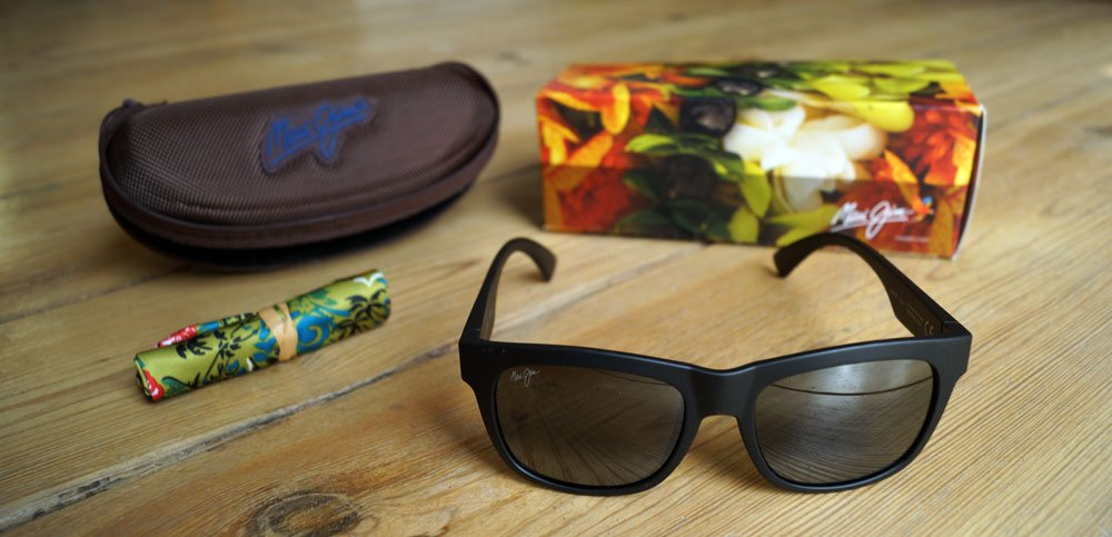maui jim box - Maui Jim – Polarisierte Sonnenbrillen für Golfer