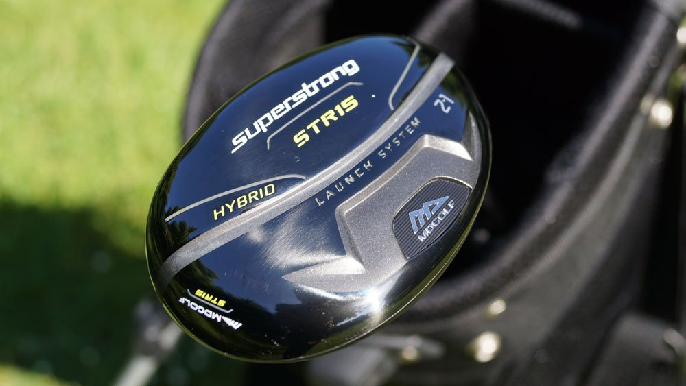 MD Golf Superstrong STR15 Hybrid