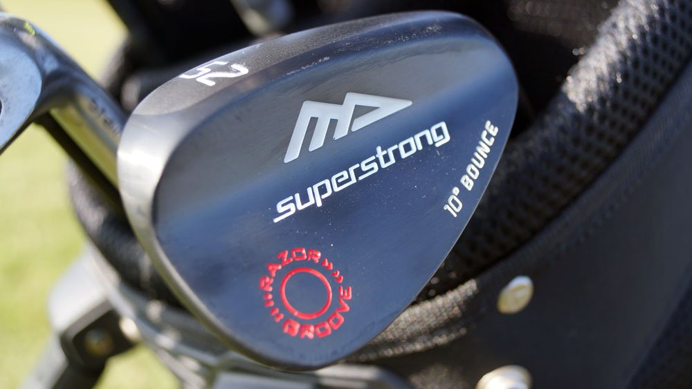 MD Golf Superstrong Wedge