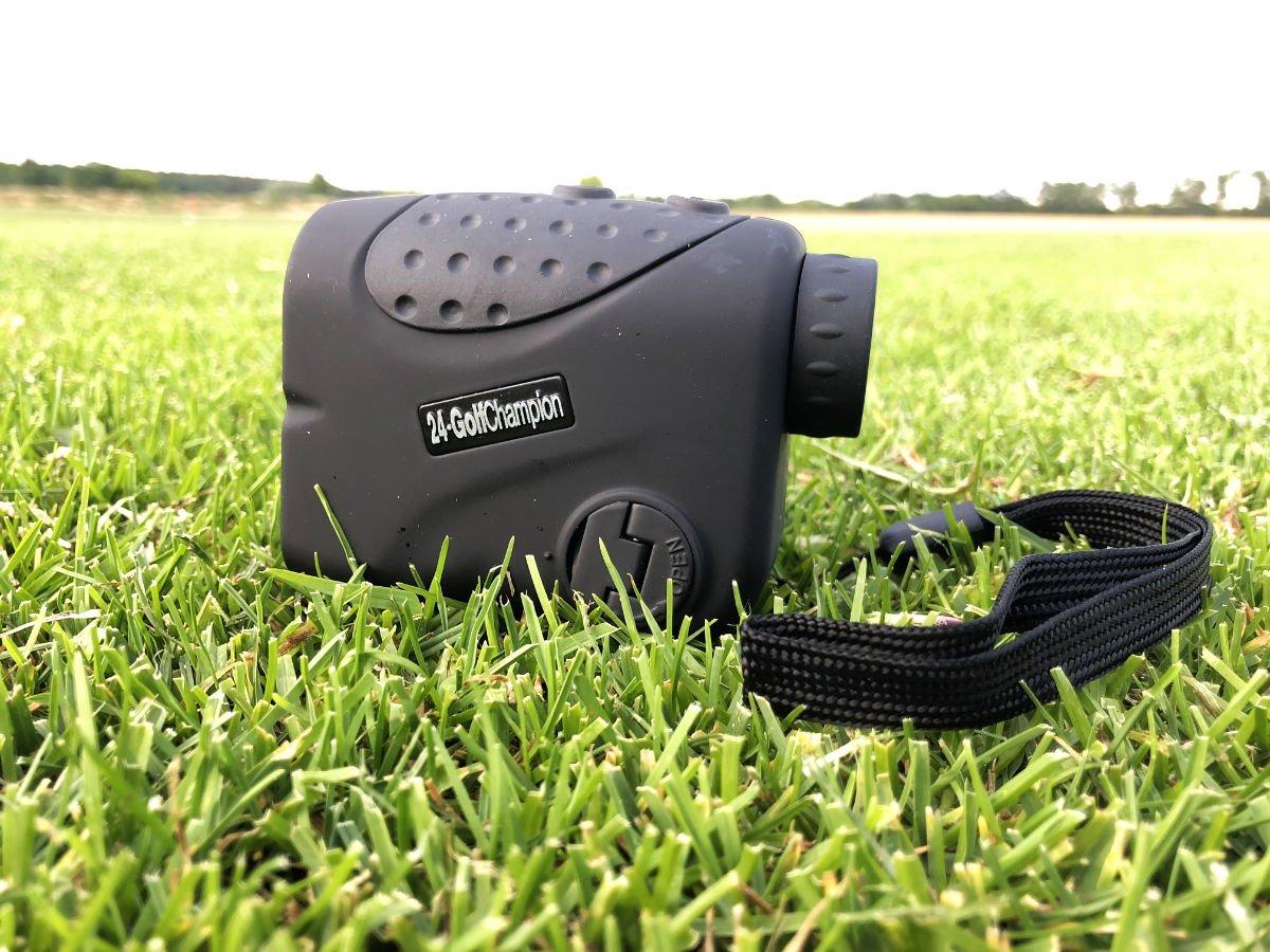 Mini Laser Entfernungsmesser : Mini golf rangefinder von golfchampion im test