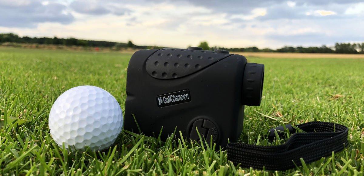 mini laser - Mini Golf-Rangefinder von 24-GolfChampion  im Test