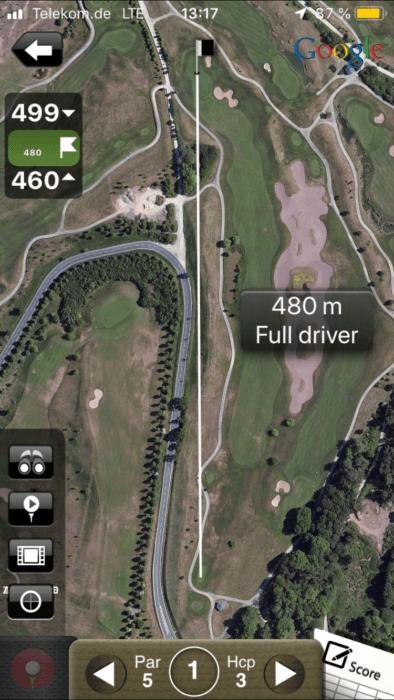 mobitee 1 394x700 - Die besten Golf-Apps zur Rundenanalyse