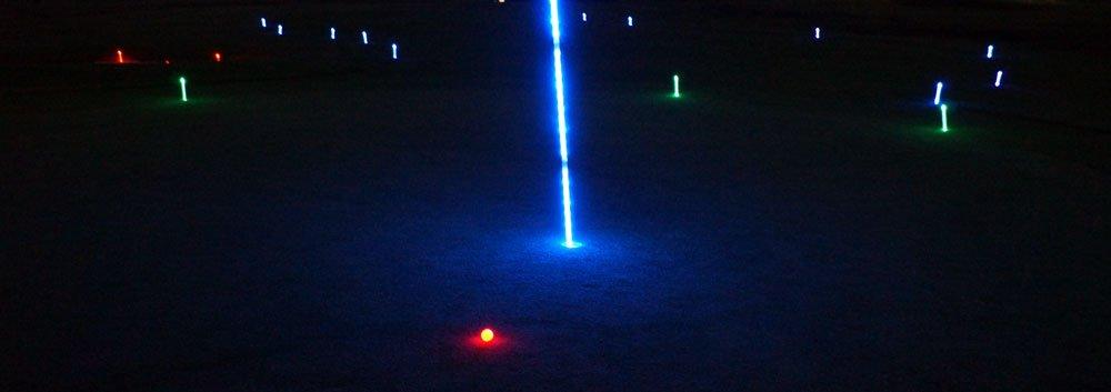 LED-Fahnenstock
