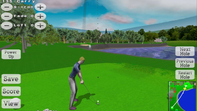 nova-golf