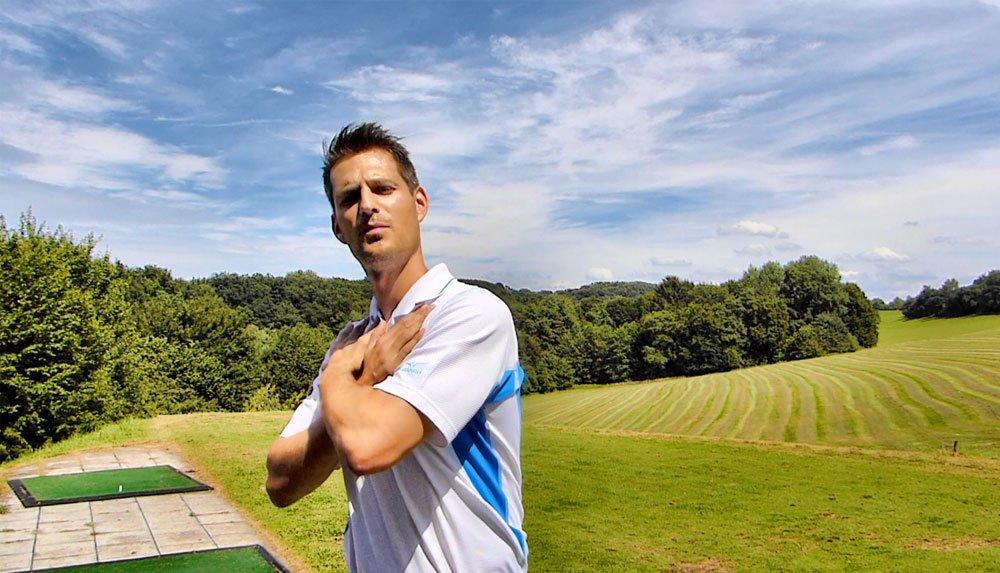 Mehr Beweglichkeit beim Golfschwung