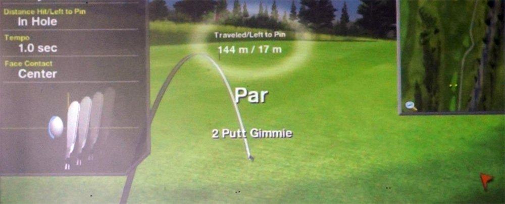 optishot putts - Optishot 2 – Golfsimulator für zu Hause