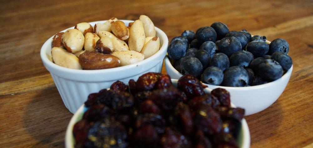 paranuesse obst - Die besten Snacks für die Golfrunde