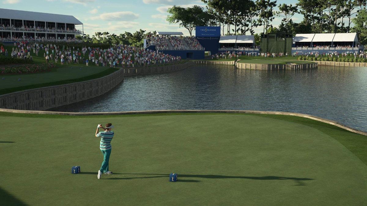 pga tour 2k21 - Golf-Videospiele