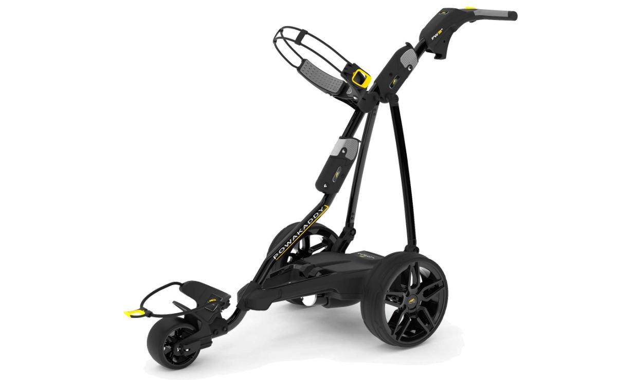 powakaddy fw3 - Die 10 besten Golf-Elektrotrolleys