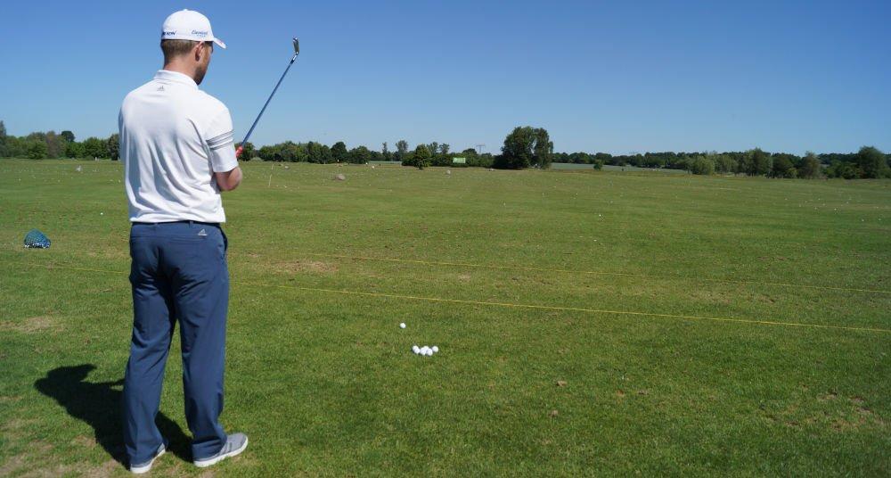 pre shot routine - Die mentale Stärke im Golf