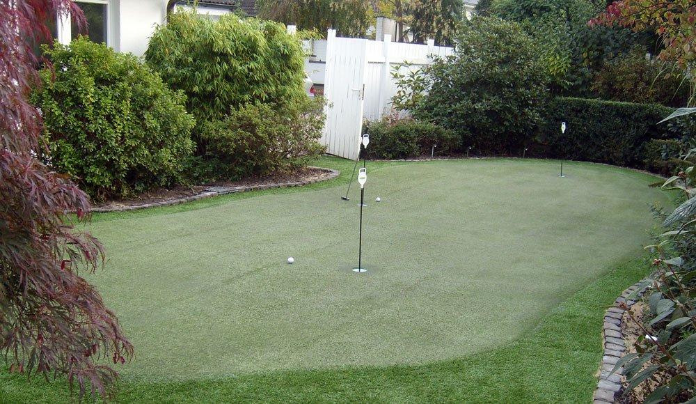 private green garten - Private Greens - Golfen im eigenen Garten