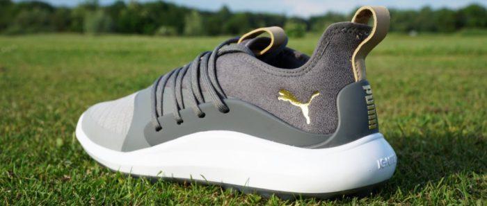 puma solelace hinten 700x297 - Die schönsten Herren-Golfschuhe im Sneaker-Style