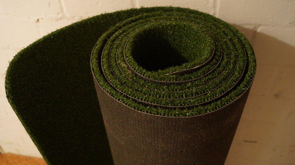 puttingmatte private greens eingerollt - Test: Profi-Puttingmatte von Private Greens