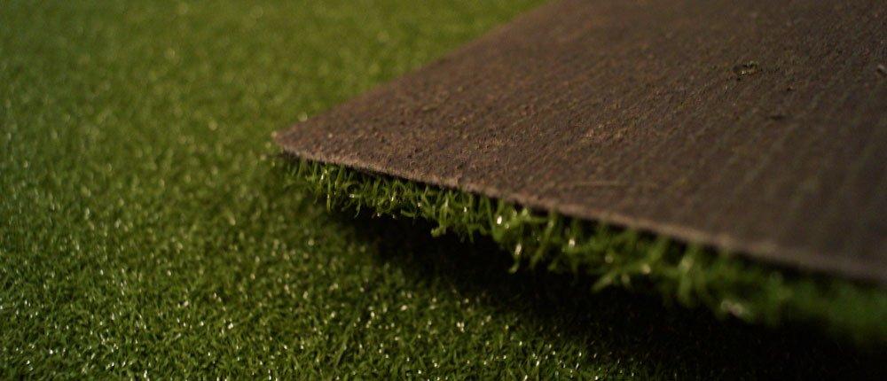 puttingmatte private greens unterseite - Test: Profi-Puttingmatte von Private Greens