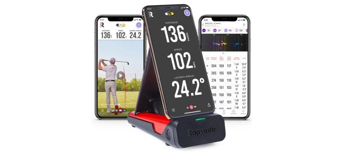 rapsodo mlm golf - Golf-Radar-Systeme und Launch-Monitore für Golfer
