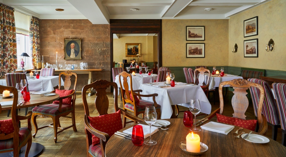 restaurant novalis - Golfurlaub im Herzen Deutschlands – Gräflich Golfen in Niedersachsen