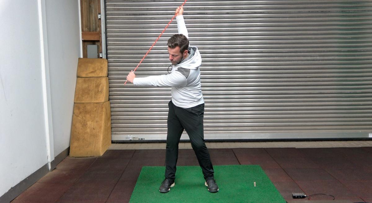 rotation trainieren sticks - Körperrotation und Armstreckung trainieren – Goswo Rotatix