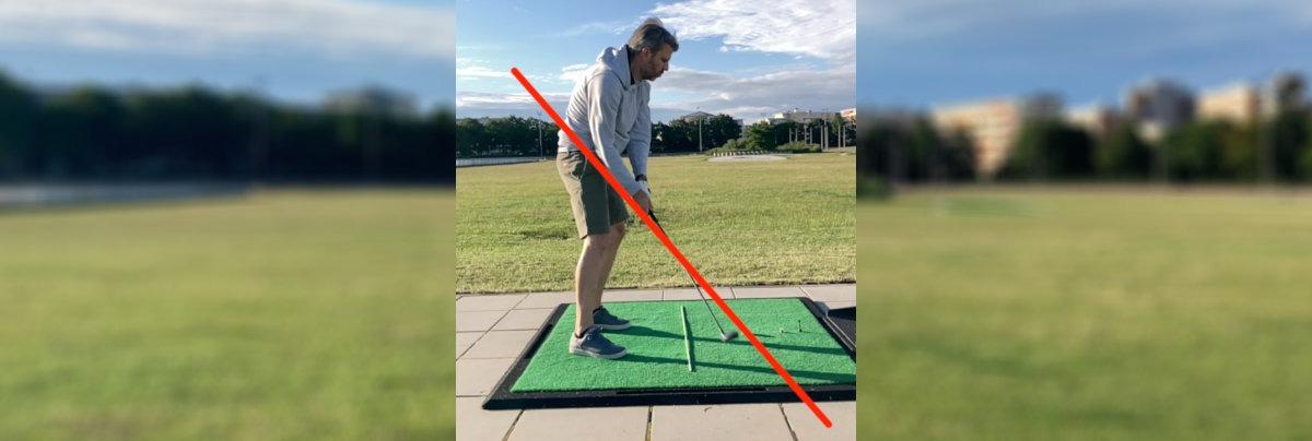 schwungbahn kontrolle - Trainingsbericht – oder wie sich immer wieder neue Fehler in meinen Golfschwung einschleichen