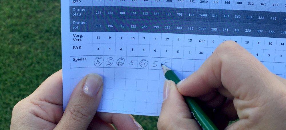 scorekarte turnier - 5 Tipps für Dein erstes (oder nächstes) Turnier