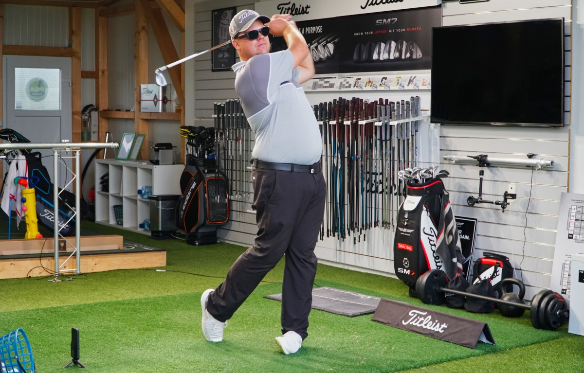 sensuglasses schlag - SensuGlasses – Gezielt das Gefühl beim Golf trainieren
