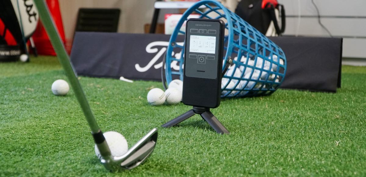 sensuglasses sensor - SensuGlasses – Gezielt das Gefühl beim Golf trainieren