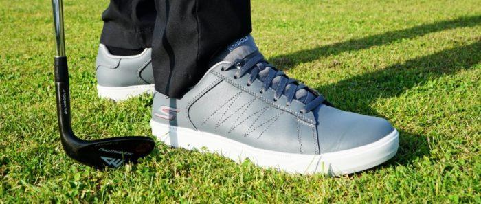 skechers godrive seite 700x297 - Die schönsten Herren-Golfschuhe im Sneaker-Style