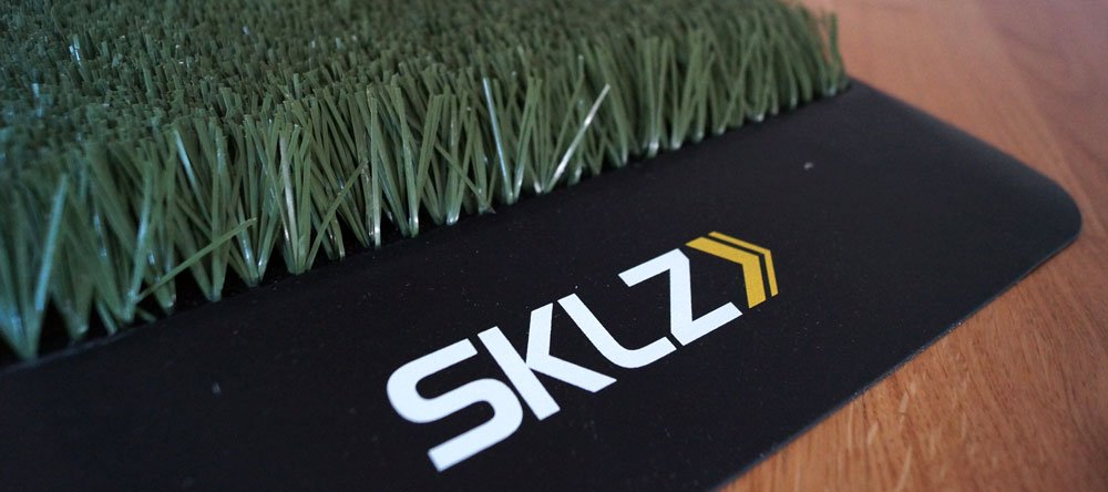 sklz launch pad matte - SKLZ Launch Pad: Chip-Training zu Hause
