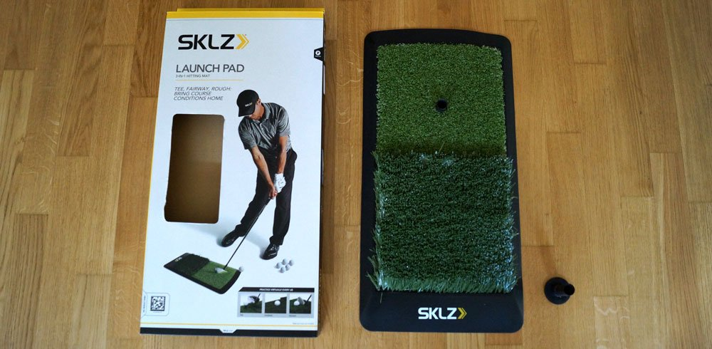 sklz launch pad verpackung - SKLZ Launch Pad: Chip-Training zu Hause