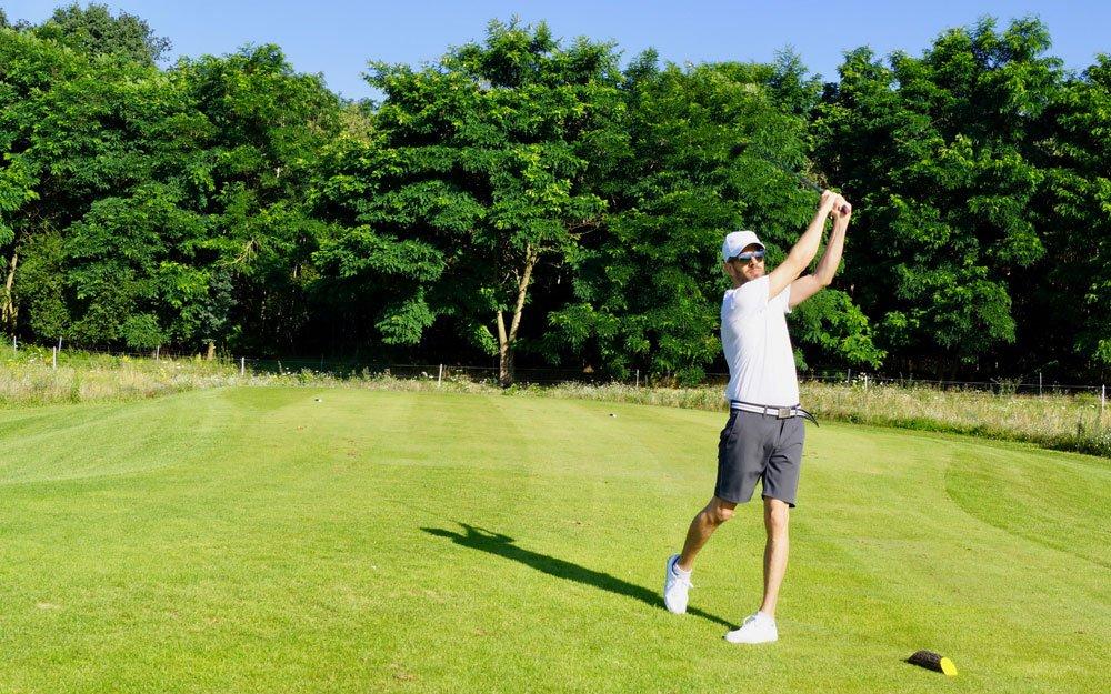sommer outfit abschlag - Sportlich elegantes Golf-Outfit für den Sommer